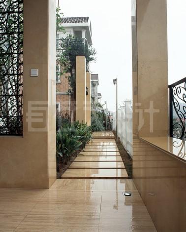 欧式庭院水幕设计